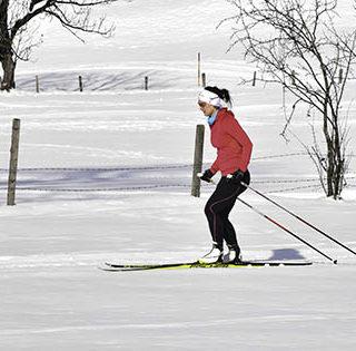 Wintersport in Hochkönig