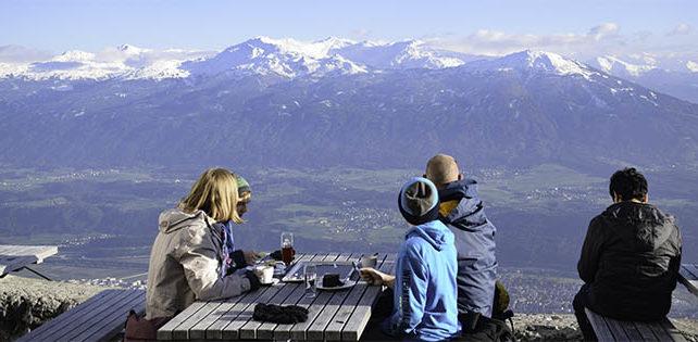 Panoramastad Innsbruck