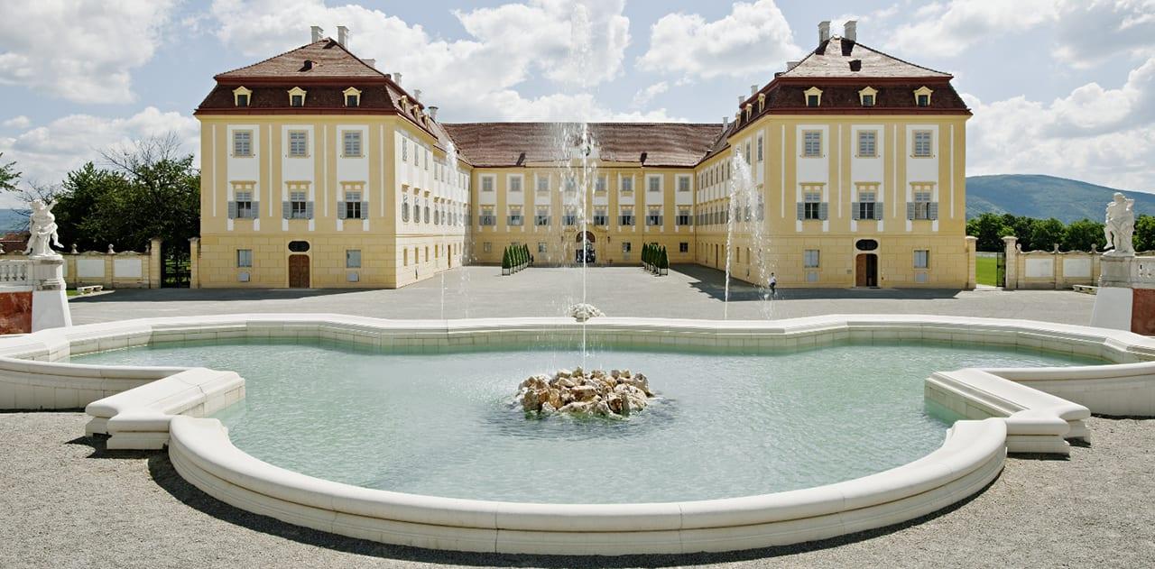 Historische attractie Schloss Hof