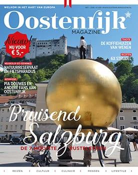 Cover Oostenrijk Magazine