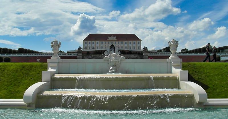 Schloss Hof - Cascade