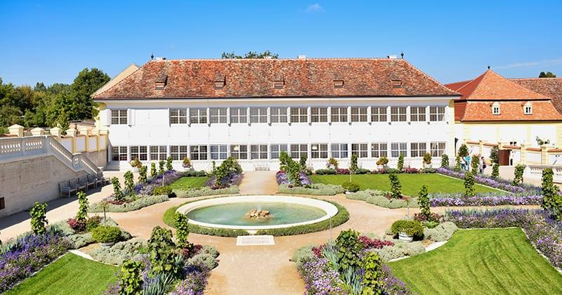 Schloss Hof - Paardenkoets