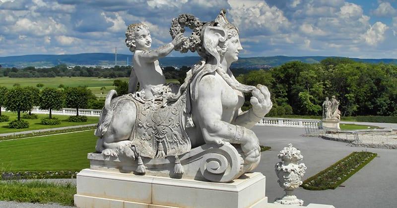 Schloss Hof - Sfynx