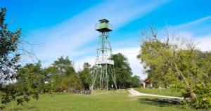Seewinkel - Wachttoren