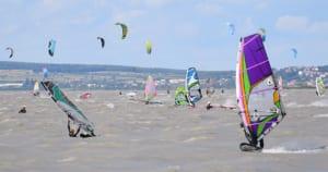 Podersdorf - Windsurfers