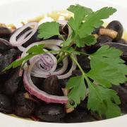 Käferbohnensalade