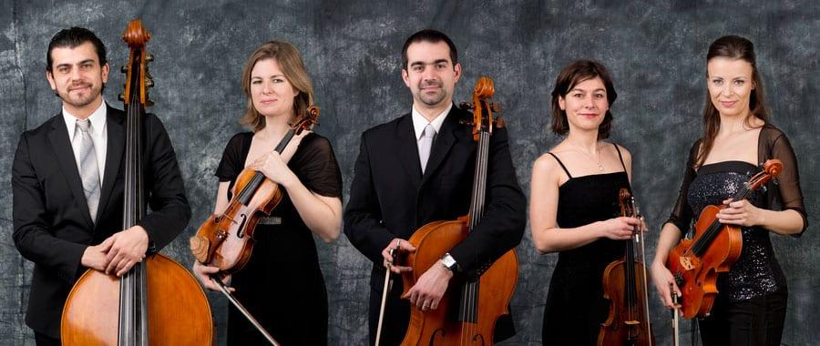 Wiener Kammersymphonie String Quintet