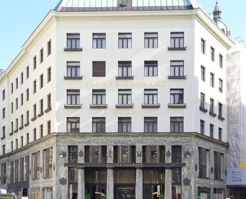 Looshuis op de Michaelerplatz