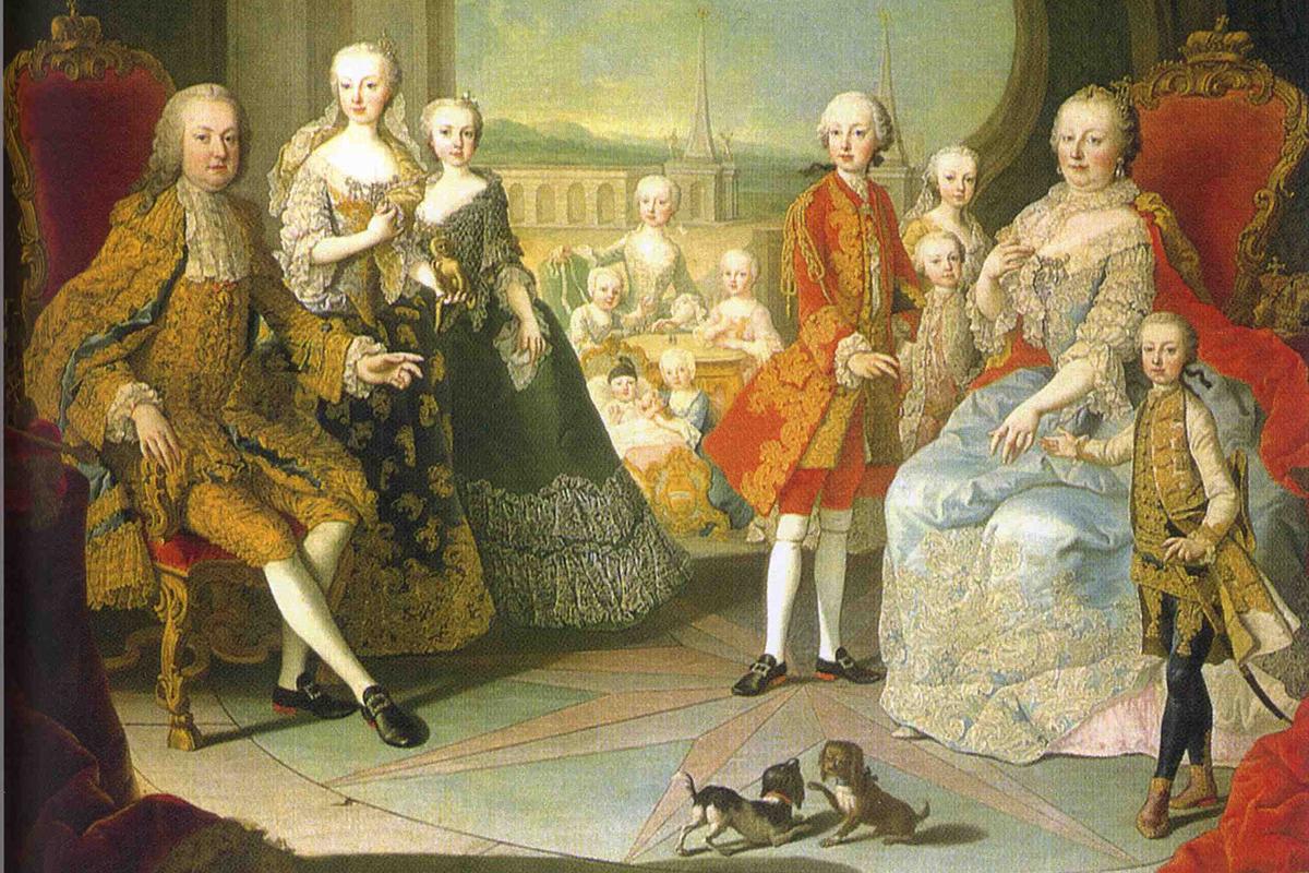 De keizerlijke familie
