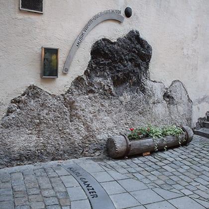 Karl Ganzer-monument