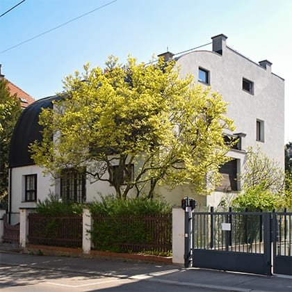 Steinerhaus, St. Veithgasse 13