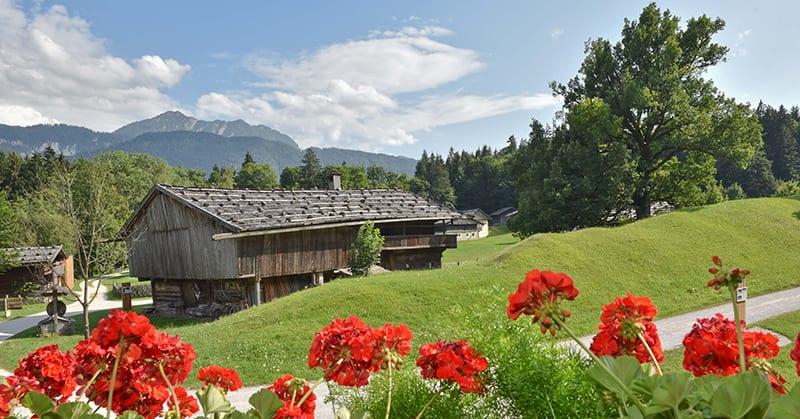 Museum Tiroler Bauernhöfe Kramsach