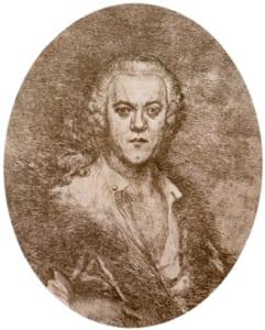 Zelfportret Kremser Schmidt