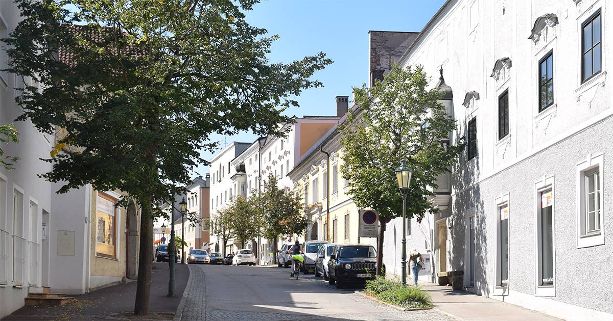 Mauthausner Straße