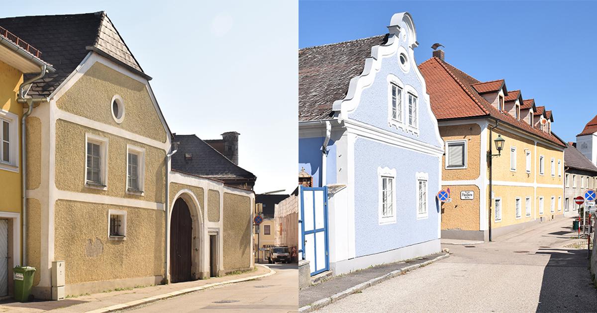 Barokke huizen
