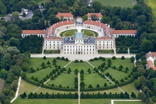Kasteel Fértöd in Hongarije