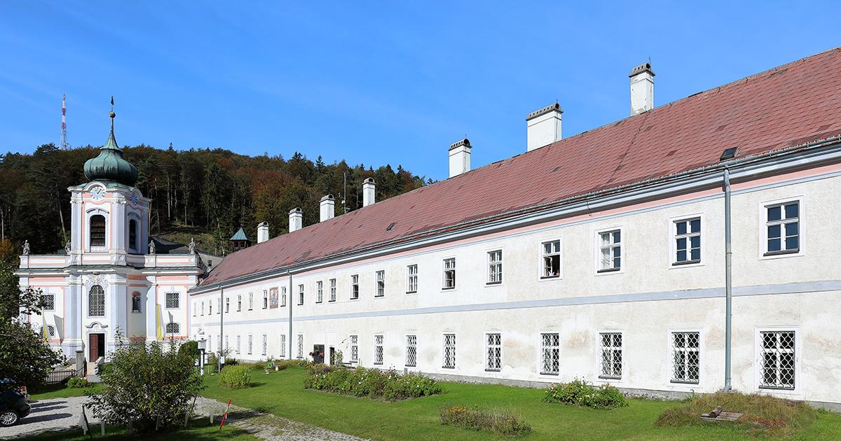 Klooster Mariahilfberg