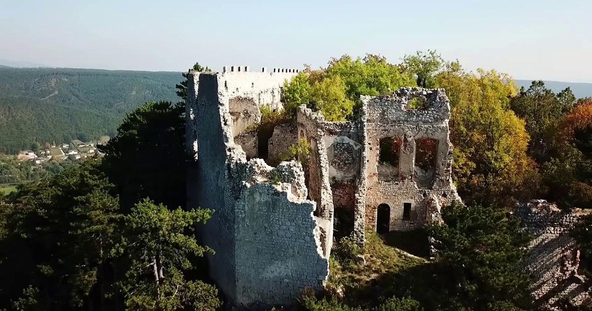 Ruine Burg Starhemberg