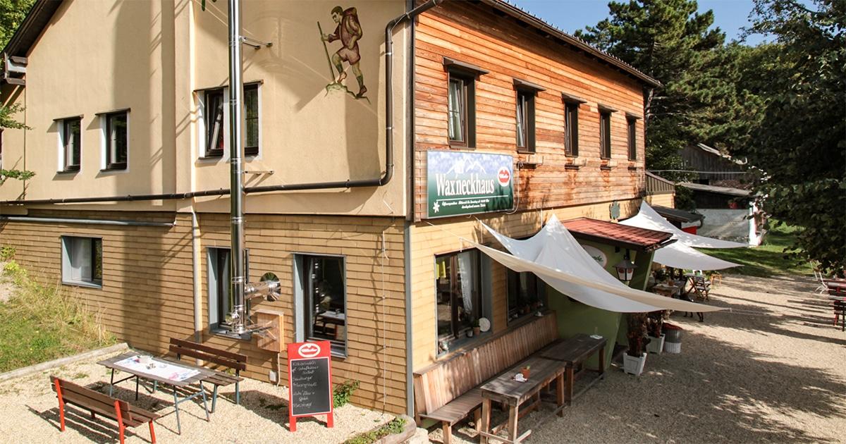 Schutzhaus Waxeneck