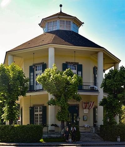 Paviljoen Lusthaus