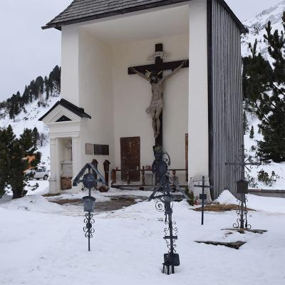 Kerkhof der naamlozen