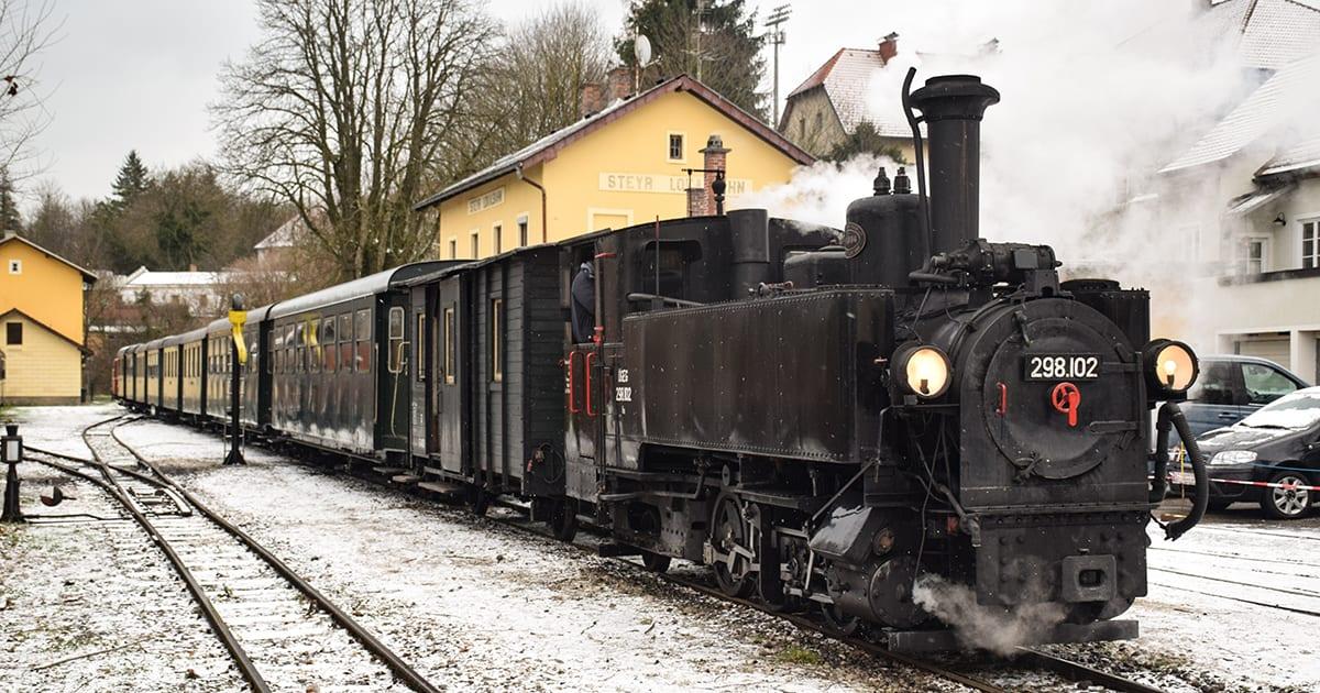 Steyr Lokalbahnen