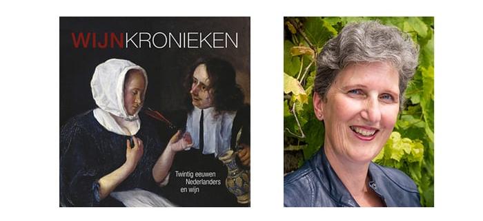 Mariëlla Beukers - Wijnkronieken