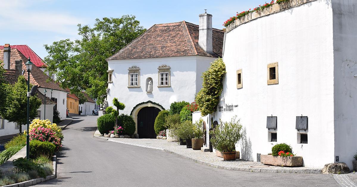 Nikolauszeche in Purbach