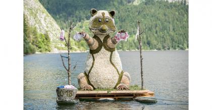 Salzkammergut Narzissenfest