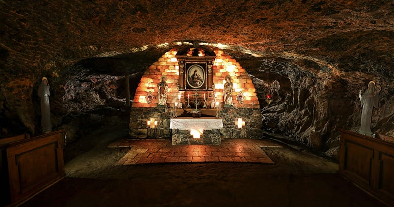 Salzwelten - Barbarakapelle