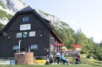 Tauplitzalm Grazerhütte