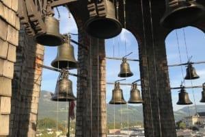Carillon in de klokkentoren