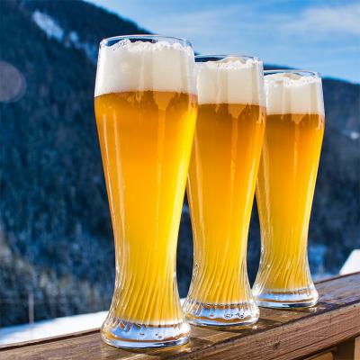 En na de wandeling een biertje