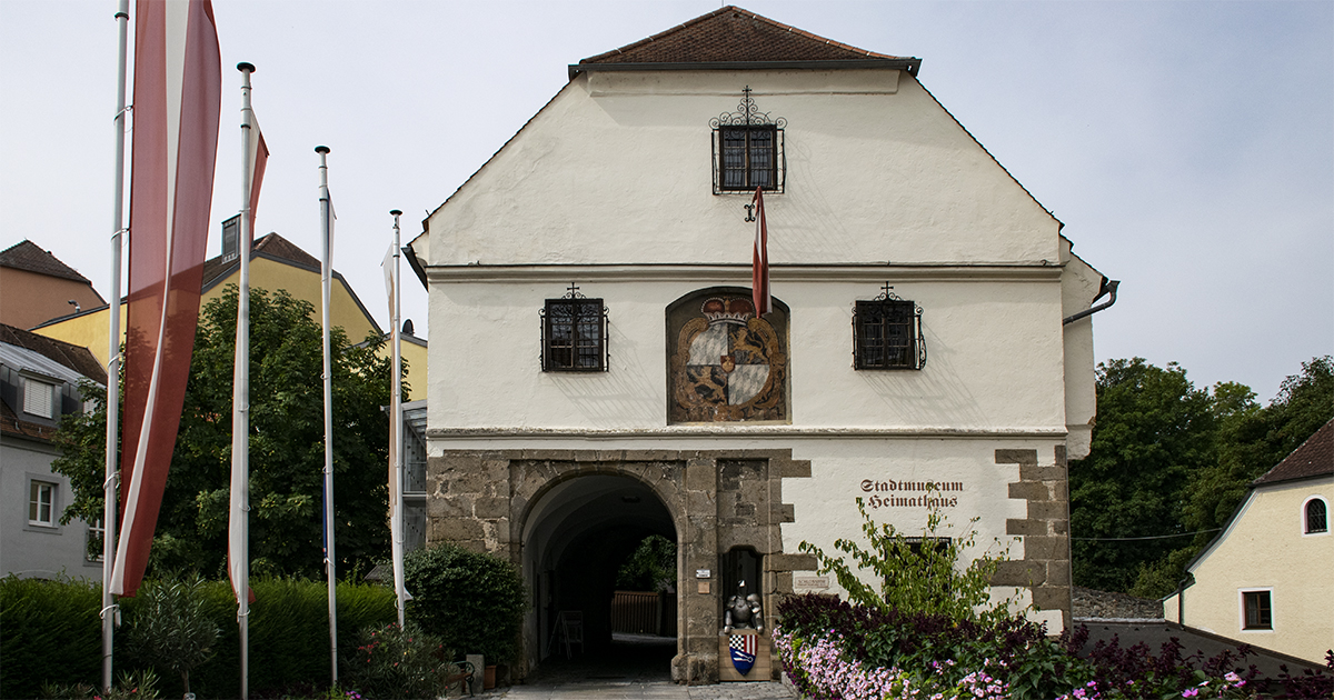 Stadsmuseum Heimathaus