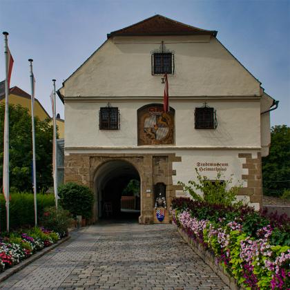 Stadmuseum Heimathaus