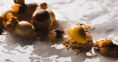 Zotter Chokolade met pannonische safraan