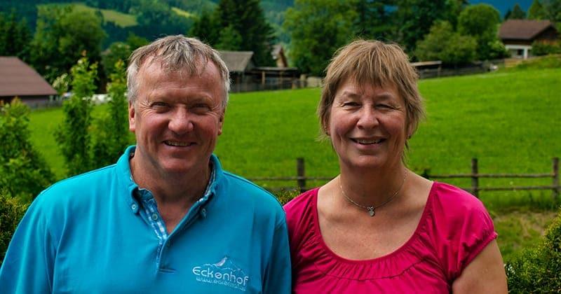 Arnold en Miriam Schothorst