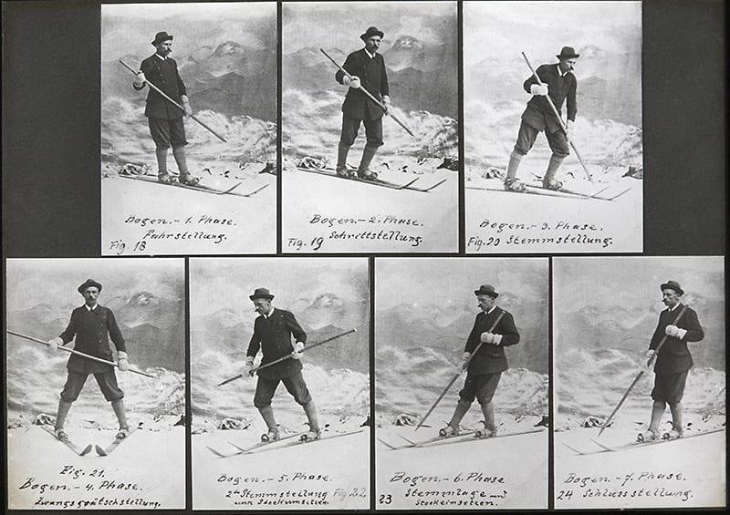 Ski-instructies