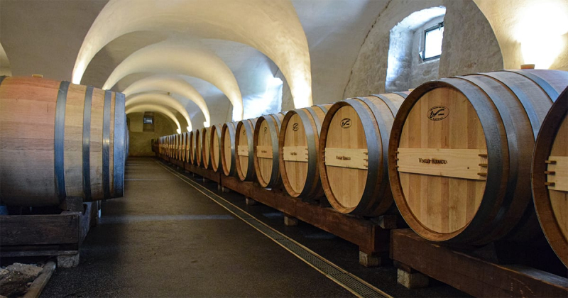 Wijnkelder Winkler-Hermaden