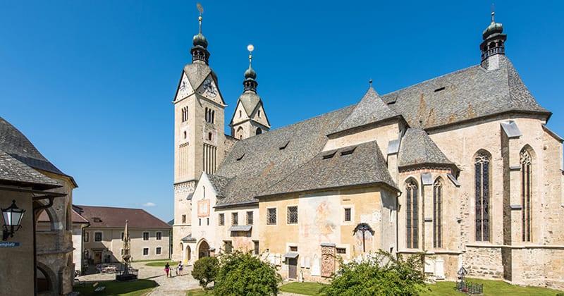 Mariakerk of Dom Maria Saal