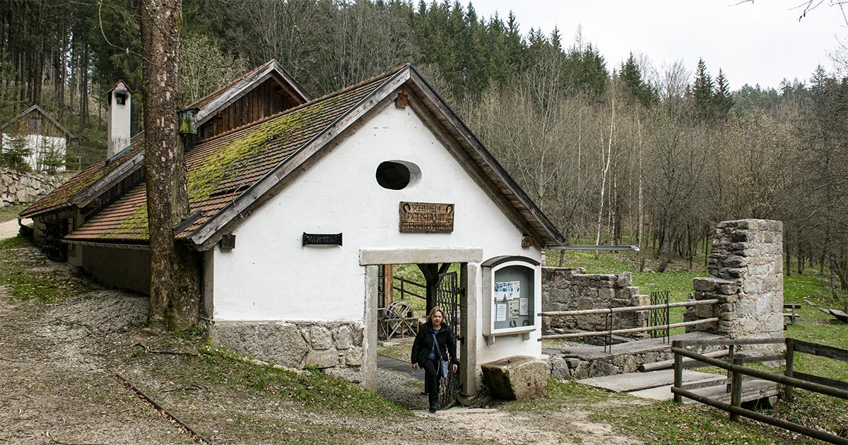 Hammerleiten-Rundweg Thury-Hammerwerk 2