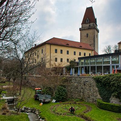 Schloss Freistadt en Schlossturm