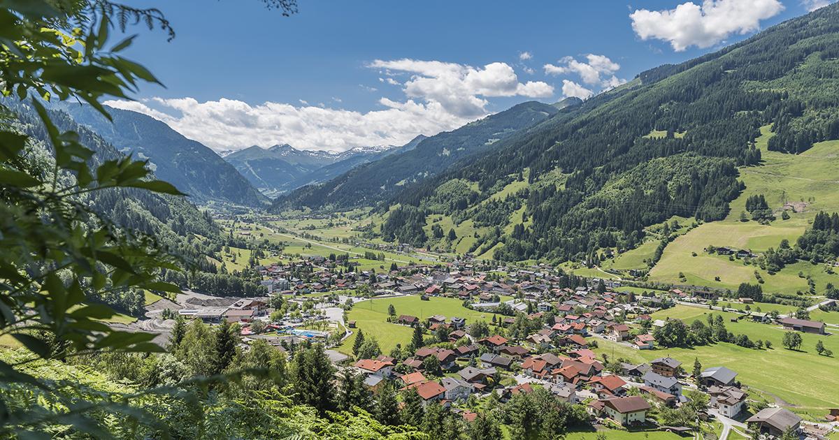 Gasteinertal Dorfgastein