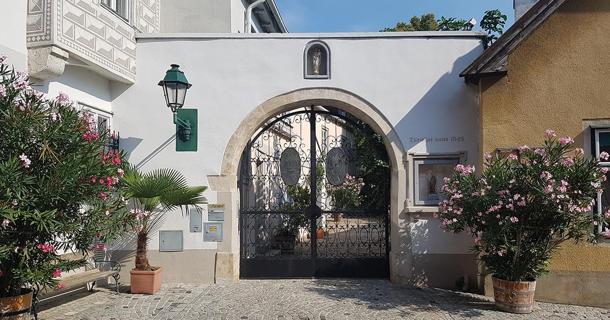 Turmhof in Gumpoldskirchen