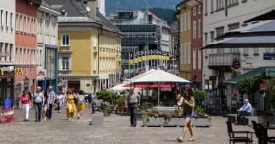 Hauptplatz Villach