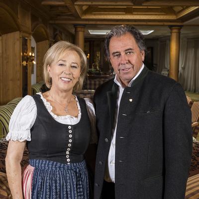 Rosi & Alois Schalber