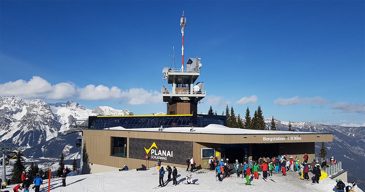 Bergstation Planai