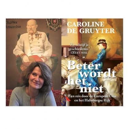 Caroline de Gruyter, Beter wordt het niet