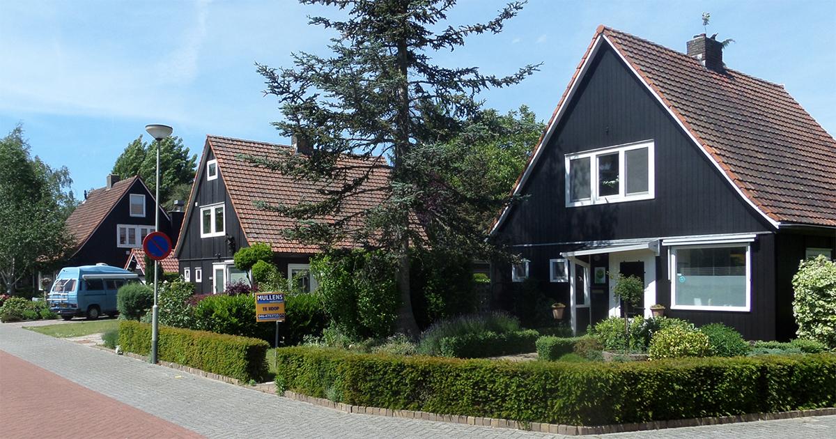 Oostenrijkse woningen