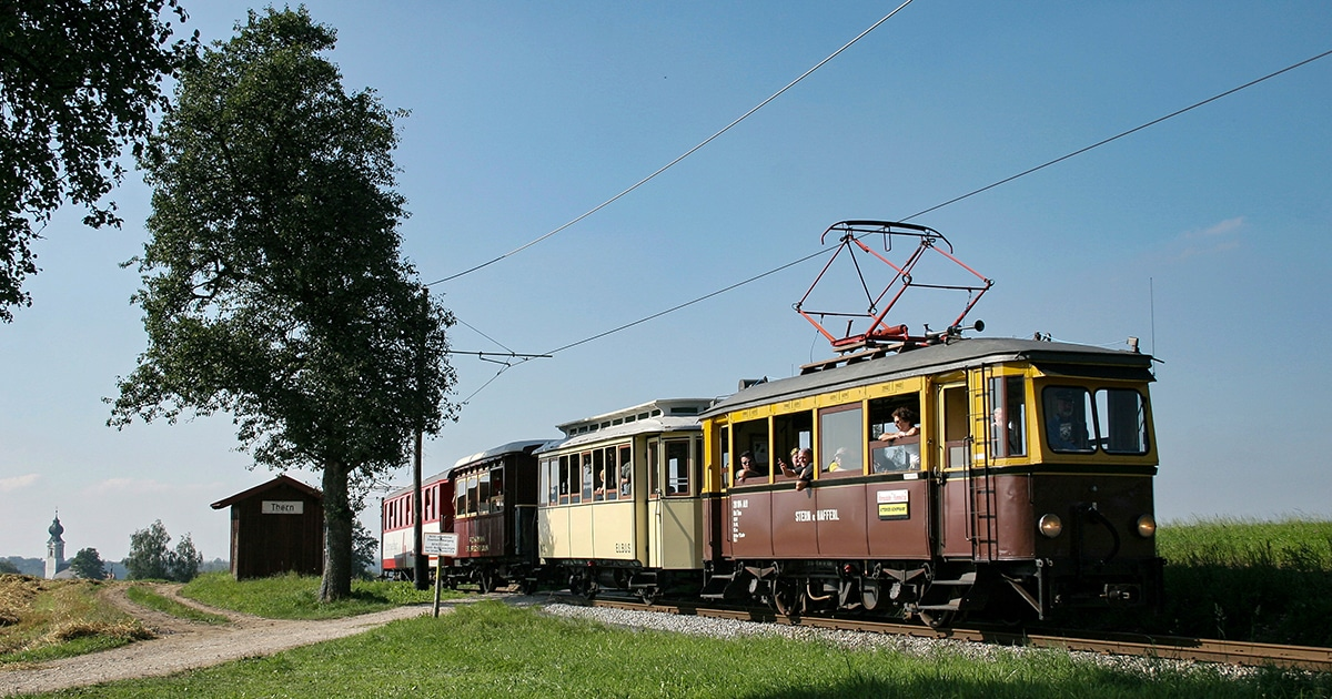 Atterseebahn © Stern & Hafferl